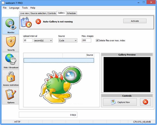Download Latest WebCam 7 Software