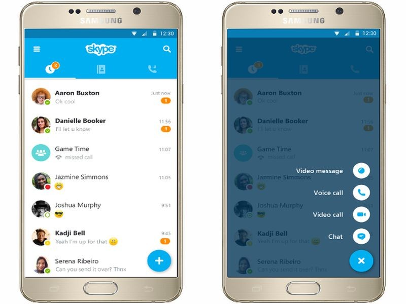 Download Skype for Android Latest Version APK File