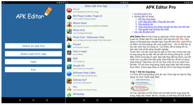 APK Editor Pro For Android App Free Download