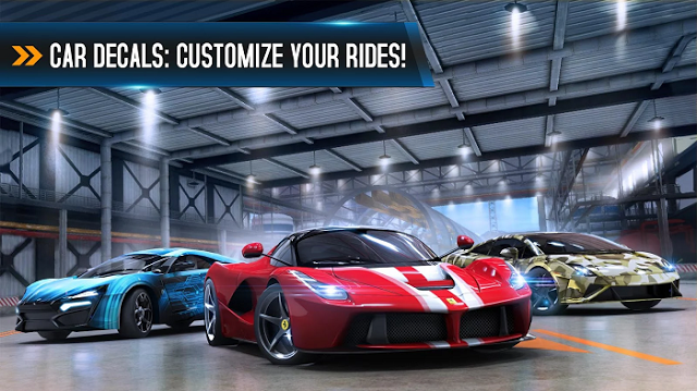 Download Asphalt 8 Airborne Latest Game APK Available