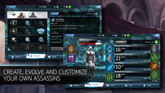 Download Assassin's Creed Identity APK Download For Android