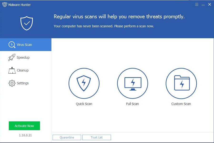 Download GlarySoft Malware Hunter Pro Latest Software