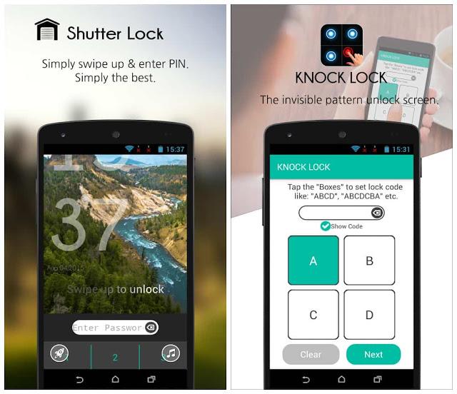 Download Knock Lock Pro AppLock Screen Latest APK