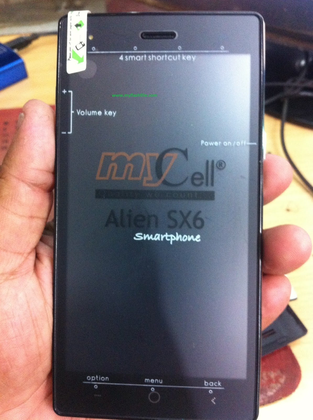 Download Mycell Stock Rom for all models