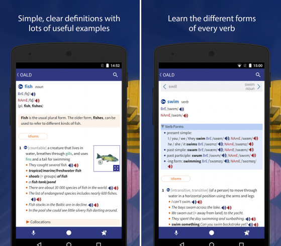 Download Oxford Advanced Learner's Dictionary Unlocked APK Free