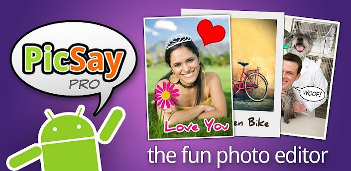 Download PicSay Pro Photo Editor For Android App