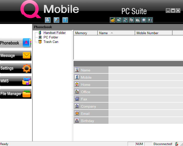 Download QMobile Android PC Suit Free