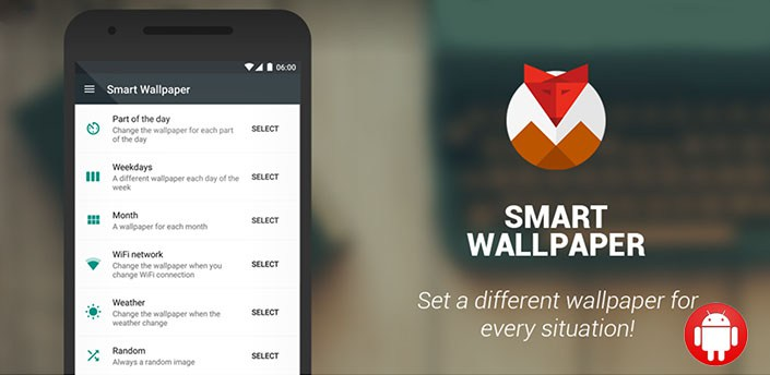 Download Smart Wallpaper Premium APK Available