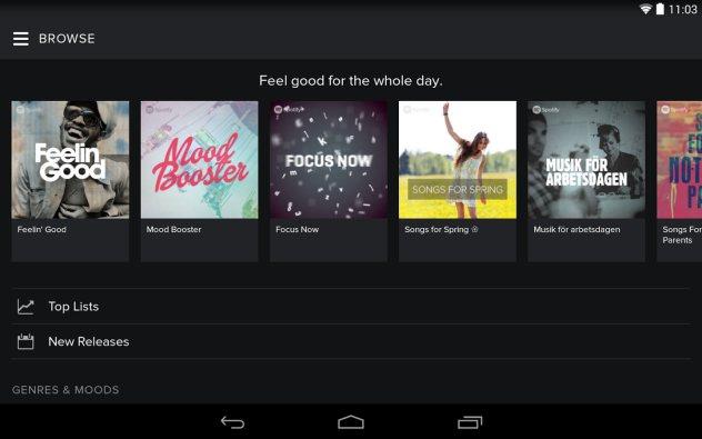 Download Spotify Music Mod APK Latest Version Free