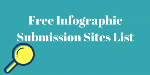 Download Top High PR Infographic Submission Sites List 2016 Free
