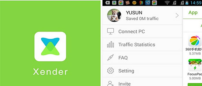 Download Xender File Transfer for Android APK Latest