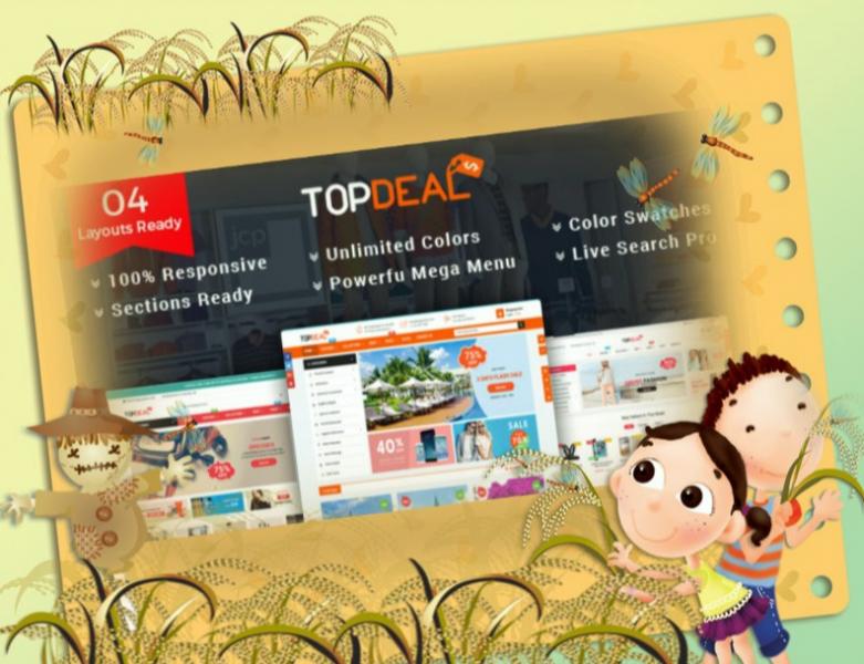 Multi-Purpose Shopify Theme