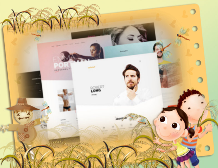 Multipage Muse Theme