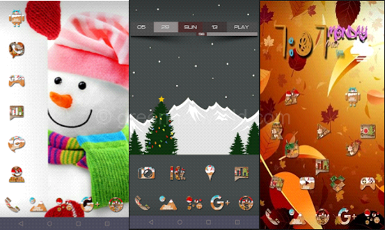 Download Christmas Icon Pack APK Free
