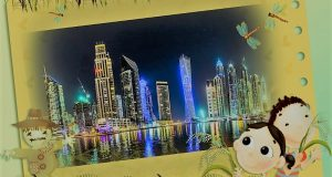 Download Dubai Night Live Wallpaper For Android Free