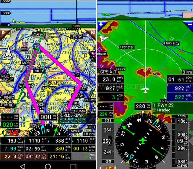 Download FLY is FUN Aviation Navigation Unlimited APK Free