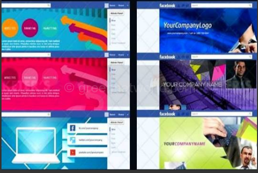 Download Facebook Timeline Covers Templates for Business