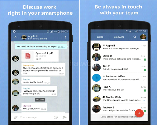 Download Flex Messenger Apk For Android Free App