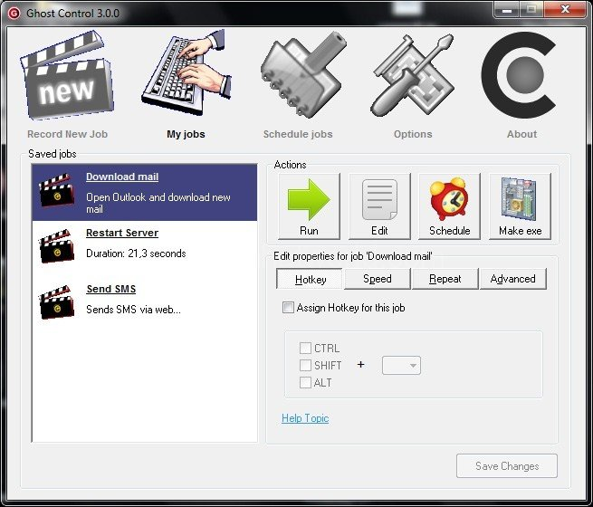 Download Ghost Control Utility Software Free