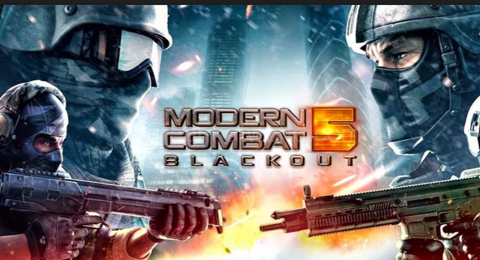 Download Modern Combat 5 Mod APK Free