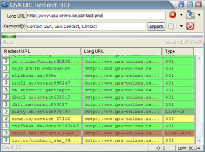 Download GSA URL Redirect PRO Free