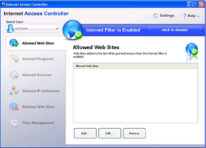 Download Internet Access Controller Free