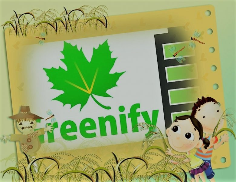 greenify donation package