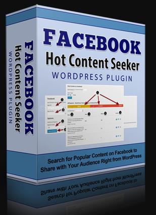 Facebook Hot Content Seeker Plugin