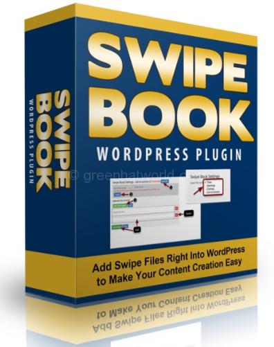 WP Swipe Book Plugin