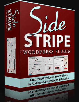 WordPress Side Stripe Plugin
