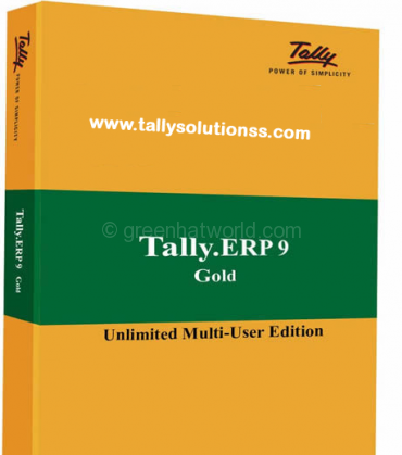Tally ERP 9 Software