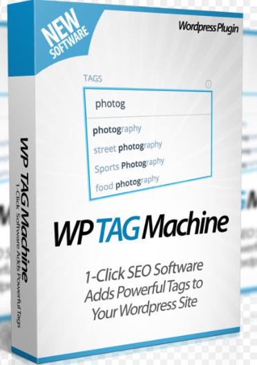 WP Tag Machine