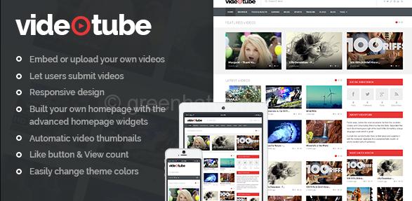 Extreme Video Theme Bundle For WordPress