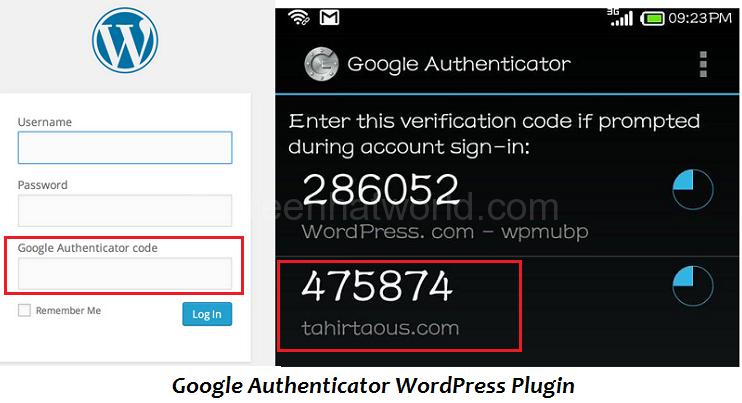 Google 2 Steps Secure WP Plugin