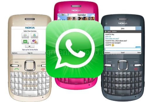 Download WhatsApp for Nokia Mobile Phone