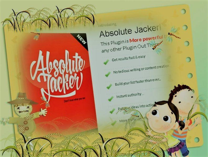 Absolute Jacker WordPress Plugin