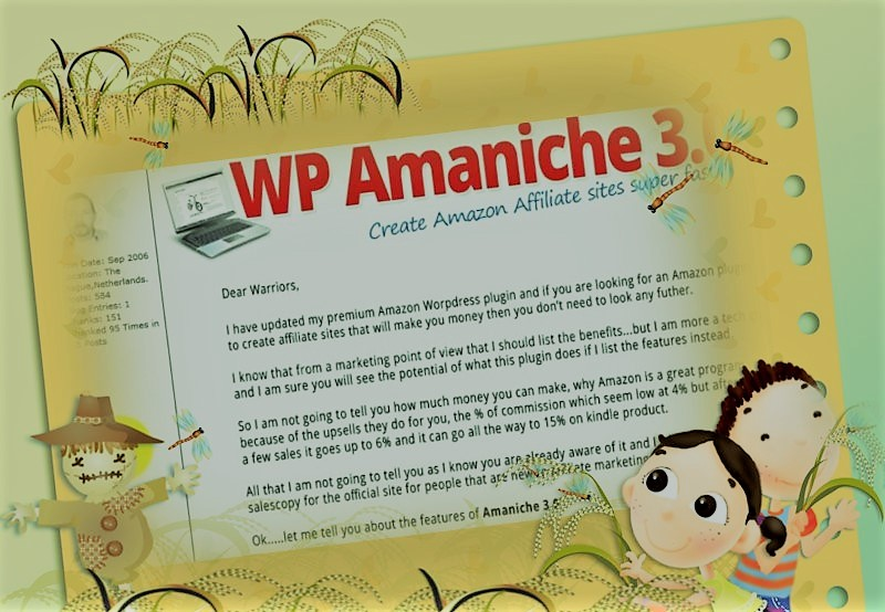 Wordpress Amaniche 3.0
