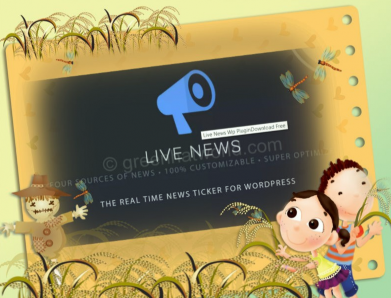 Live News Wp Plugin
