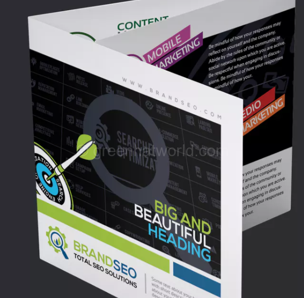 SEO Business Brochure[Download Free]
