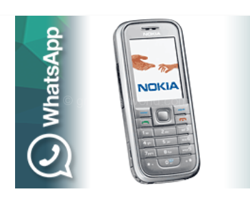 WhatsApp For Nokia 6263