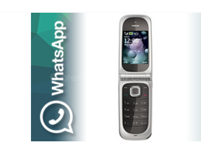 WhatsApp For Nokia 7020