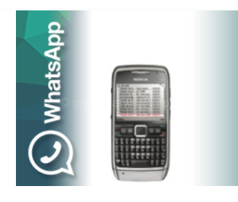 Download WhatsApp For Nokia E71 [Free]