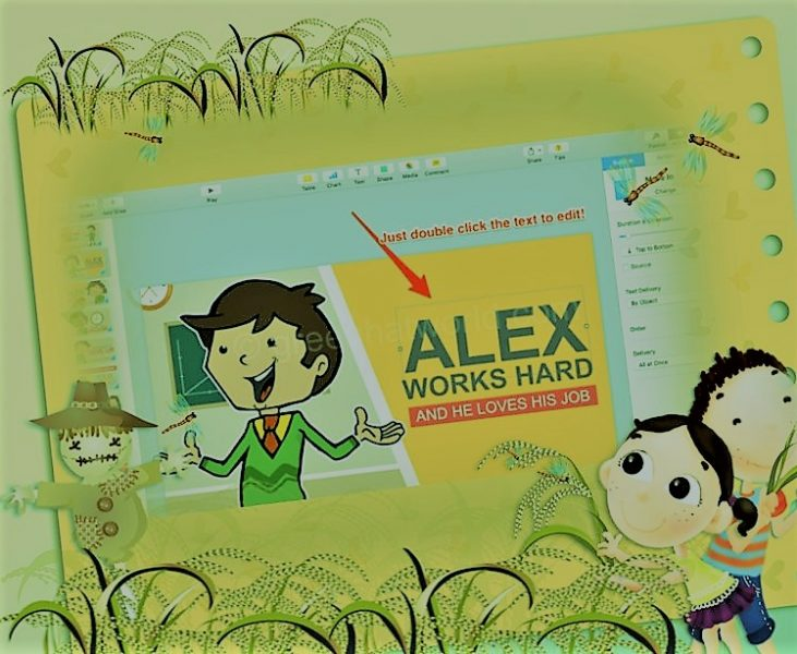 Animated Presentation Templates