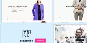 Fashion E-commerce Wp Theme