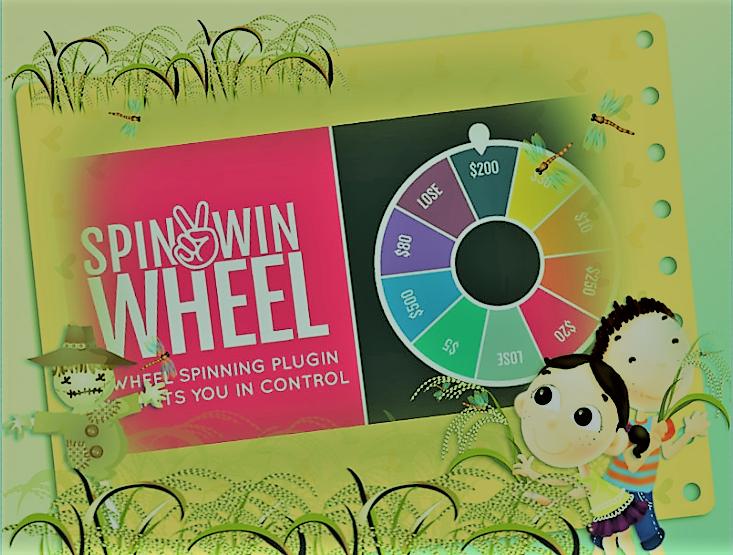 Spin Wheel Plugin
