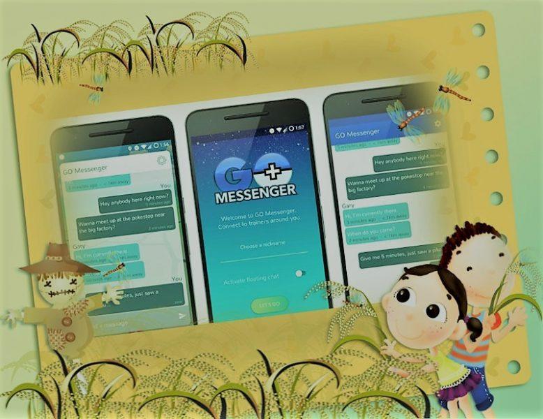 Download Messenger for Pokemon Go APK