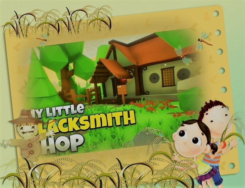 How to Download My Little Blacksmith Shop for Free FULL