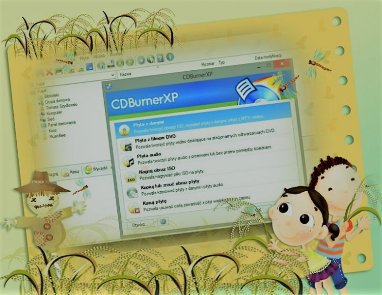 Download CDBurnerXP 4.5.8.7035