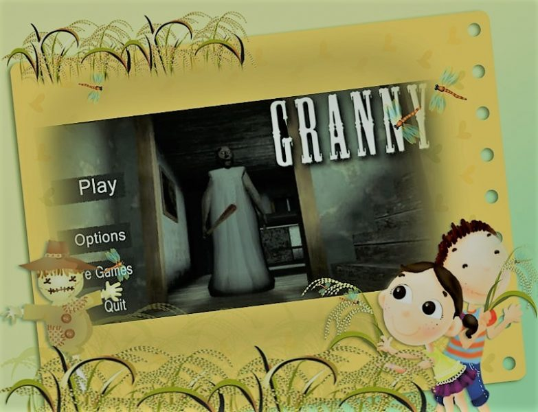 Download Granny Unlimited Health Mod APK