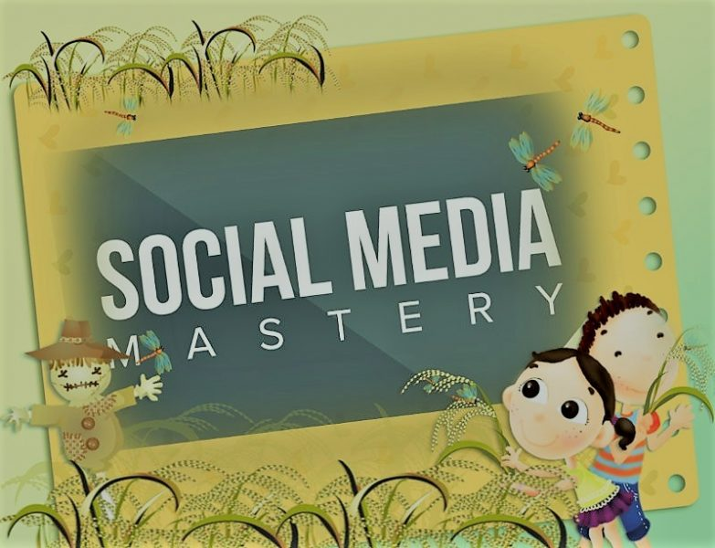 Download Social Media Mastery. Build Audience & Your Business Online